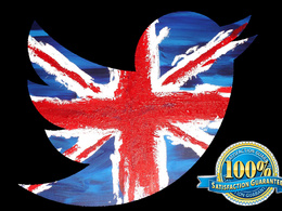 Provide 100 genuine UK Twitter followers