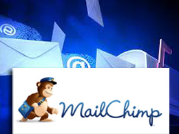 Set up an email marketing campaign for you with mailchimp