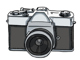 Draw a vector image of any object you need