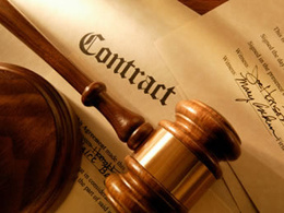 Draft suppliers contract Terms & Conditions, Oct 2018 Compliant