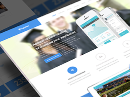 Design your landing page