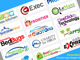 Design a professional and high quality logo with unlimited revisions