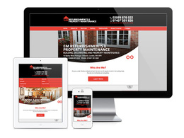 Design & build you a modern website (up to 10 pages)