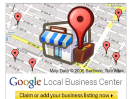 Setup Google Places (Local) Listing for your website
