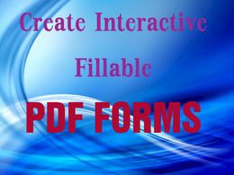 Create creative fillable pdf forms / edit your pdf file