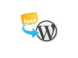 Convert iWEB based site into Wordpress