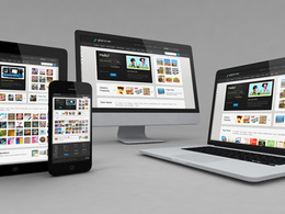 Build a responsive WordPress website for you with 1 year hosting
