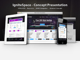 Design you a professional web design & inner page PSD