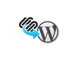 Convert Squarespace based site into Wordpress
