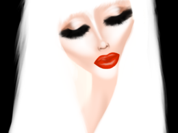 Hand draw 2 fashion or beauty illustrations
