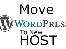 Transfer/move Wordpress site to a new host/server