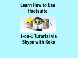 Provide a 1 hour Hootsuite Tutorial