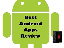 Post 5 reviews or 5 ratings to any free android app