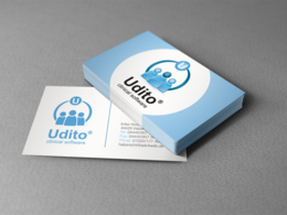 Design, Print & Post (UK) x500 business cards