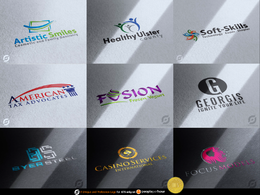 Design a unique and profession logo with unlimited revisions within 24 hours