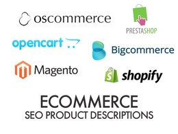 Write 5 75 word product descriptions (bulk discount available), fully SEO optimised