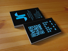 Design amazing double sided bespoke business cards with unlimited revisions