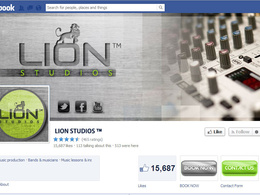 Design you a stunning custom professional facebook timeline cover photo & profile pic