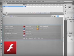 Make creative flash website