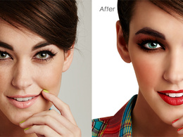 Image retouching Professionally (1-30 images)