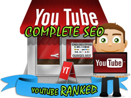 Youtube SEO Service To Create, Market & Rank Video for Website SEO Boost