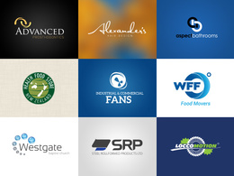 Design a logo with unlimited revisions