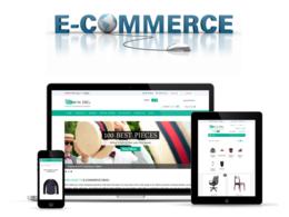 Create your online shop: Powerful e-commerce website