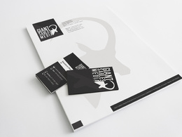 Design your letterhead or compliments slip