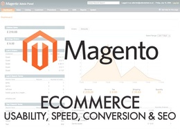 Do a full Usability, Speed & SEO Audit of your Magento store, inc. recommendations