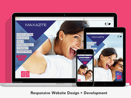Design a creative and unique website
