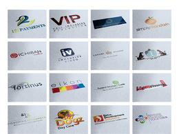 Design your professional unique logo (3 samples) - 5* 100%