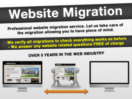 Migrate your WordPress website to a new web host