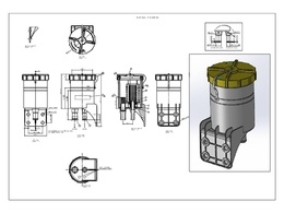 Make 3D CAD model from your 2D CAD drawings or hand sketches or images