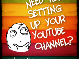 Set up your YouTube 'One Channel'
