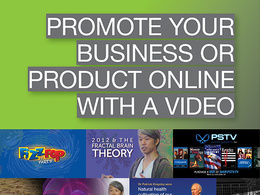 Edit and produce a promotional or product video