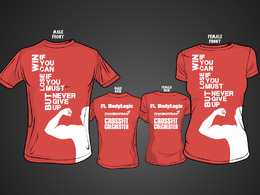 Design a t-shirt for you, your band or company