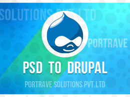 Convert your PSD to a fully functional Responsive Drupal Website