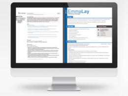 Transform the design of your CV
