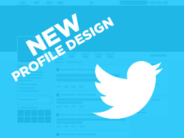Design your new Twitter Profile