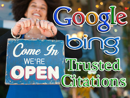 Manually build 30 SEO UK citation do follow Links web directory Google Trusted