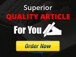 Write a superior 500 word article