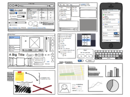 Create a app or website wireframe from any idea
