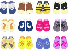 Professionally design a footwear range