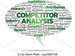 Do a competitor research for your company