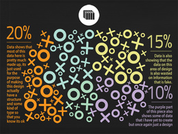 Create clean, sleek Infographics