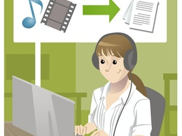 Transcribe 30 minutes English audio or video to text