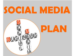 Send you a white labeled social media presentation and plan