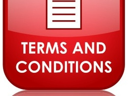 Professionally write terms and conditions & privacy policy