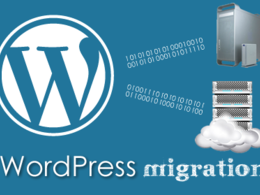 Migrate your wordpress website to another domain/server