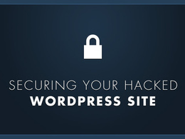 Fix repair your hacked Wordpress website in short time